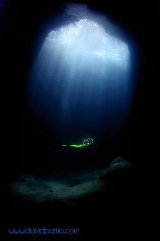 imagen submarina de David Barrio