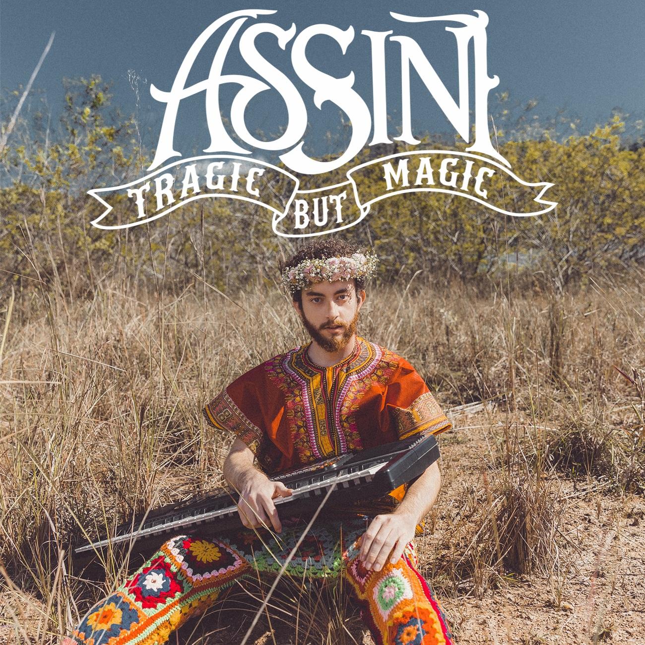 Assini - Tragic but Magic, capa.