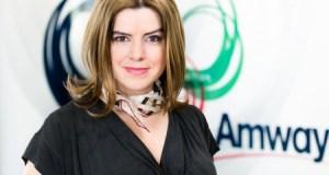 Ioana Enache, General Manager Amway Romania si Bulgaria