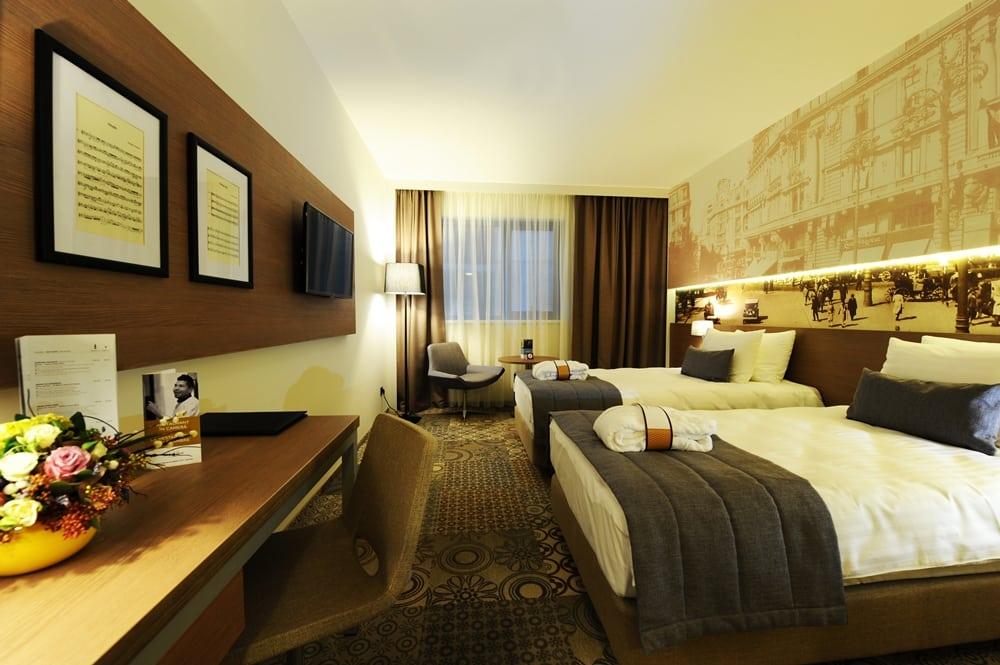 Mercure Bucharest City Center - Twin Room 1