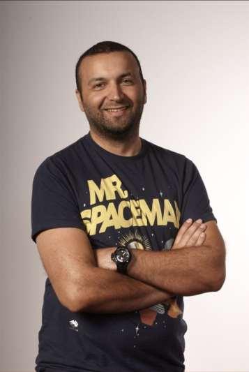 Vasile Alboiu, Chief Creative Officer, Lowe Group