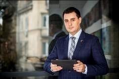 Cristian Mustață, Șef departament Strategie Digitală, BCR