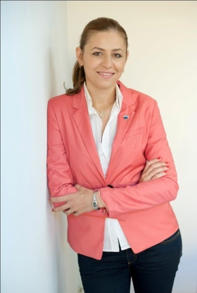 Madalina Vasile - Broker Owner REMAX Properties Bucuresti