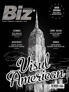 Biz magazine cover - Biz New York & Silicon Valley