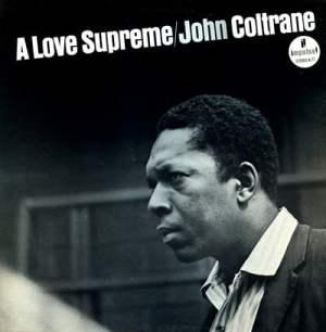 A Love Supreme — John Coltrane