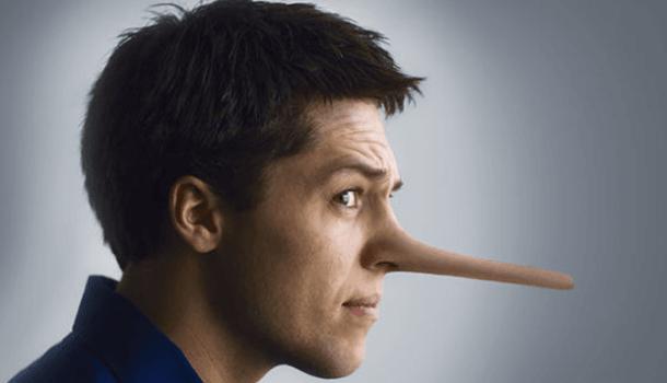 100 desculpas ou mentiras triviais
