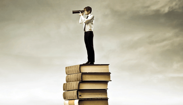 A vida é muito curta pra perder tempo com livro chato