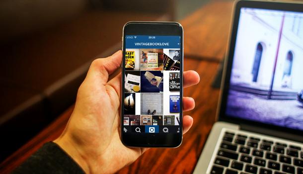 21 Perfis Do Instagram Para Apaixonados Por Livros Revista Bula