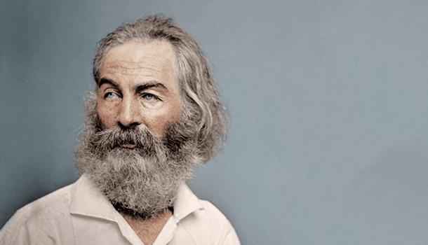 Preciosidade histórica: os arquivos de Walt Whitman disponíveis para consulta on-line