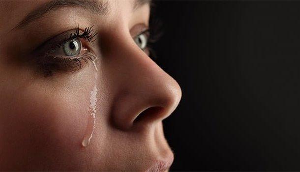 Chorar vale mais que uma boa dose de tranquilizantes