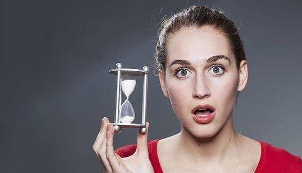 'Deixar para amanhã' é a maneira mais eficiente de jogar a vida fora