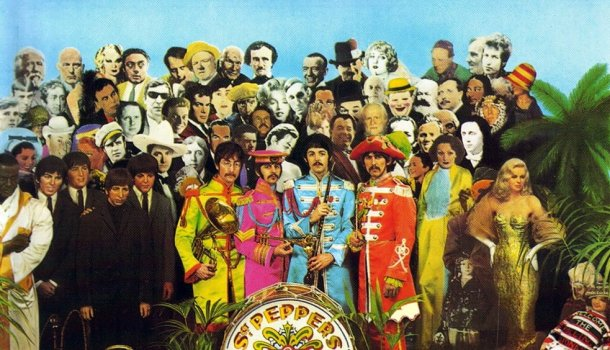 A incrível história de como fui parar na icônica capa do disco Sgt. Pepper's Lonely Hearts Club Band, dos Beatles