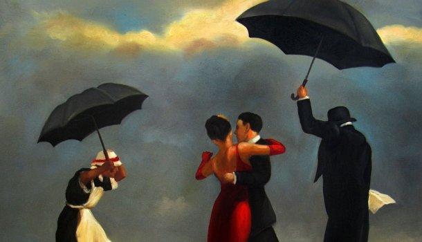 Sossegue: o amor é isso mesmo que você está vendo