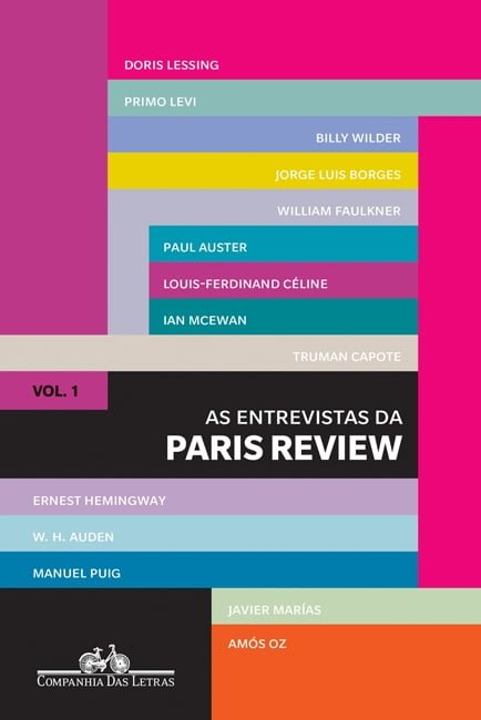 As Entrevistas da Paris Review