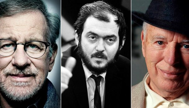 Chaplin, Kubrick e Spielberg: o verbo do cinema