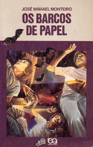 Os Barcos de Papel (1980), José Maviael Monteiro