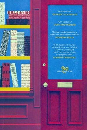 Livrarias — Uma História da Leitura e de Leitores, de Jorge Carrión