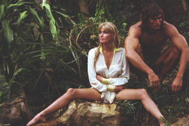 Tarzan, o Filho das Selvas (1981), John Derek