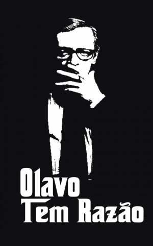 Camiseta Olavo de Carvalho