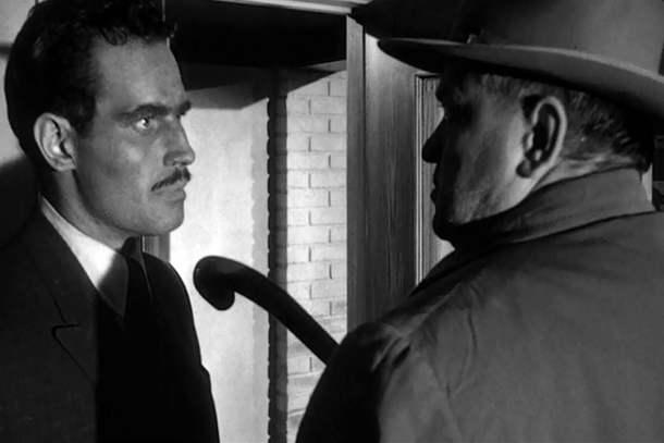 A Marca da Maldade (1958), Orson Welles