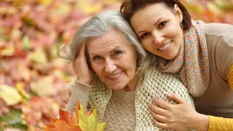 Abrace a sua mãe. A vida é muito curta para sentir saudade de quem está ao nosso lado