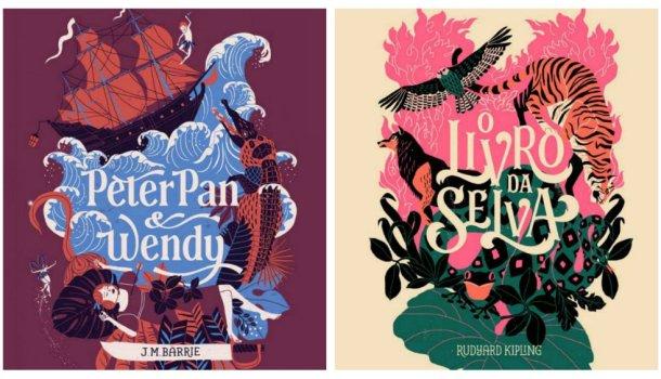 """""""O Livro da Selva"""" e """"Peter Pan e Wendy"""" para download gratuito, em português"""