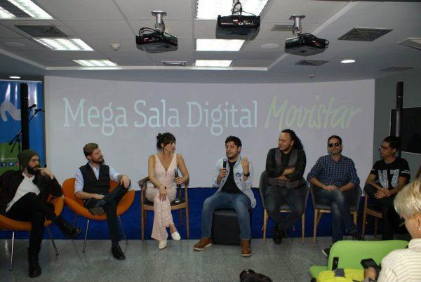 """Movistar acompañó el lanzamiento del videoclip """"te vas"""", de Gaêlica"""