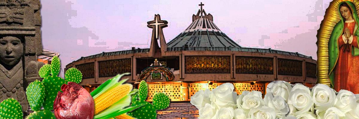 De Tonantzin a la virgen de Guadalupe