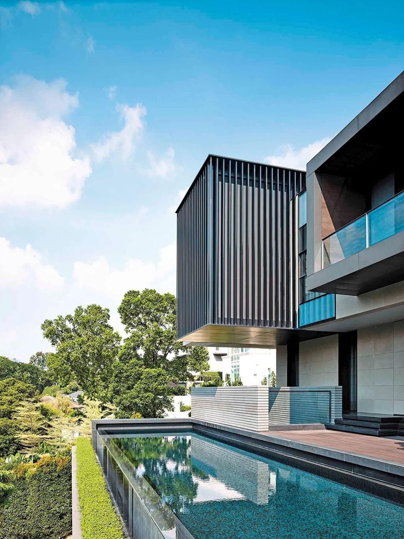 Arquitectura singular exterior