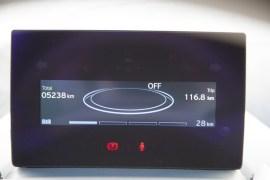 Visualización de la autonomía en el i3