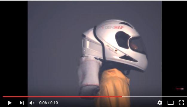 CESVIMAP casco airbag