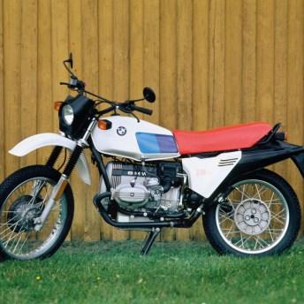 BMW R 80 GS, de 1980