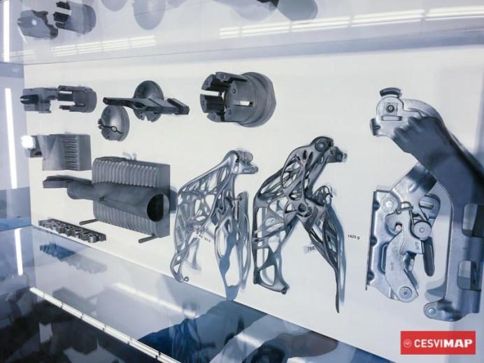 Evolución de la fabricación aditiva.