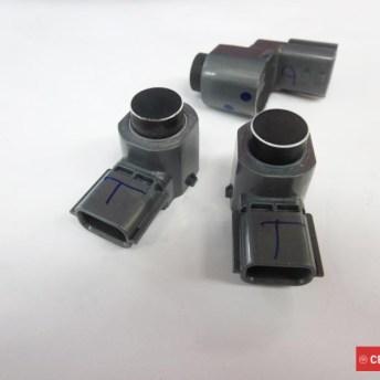 Partes del sensor (ultrasonidos)