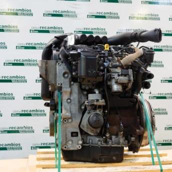 Comprobación de un motor para su comercialización
