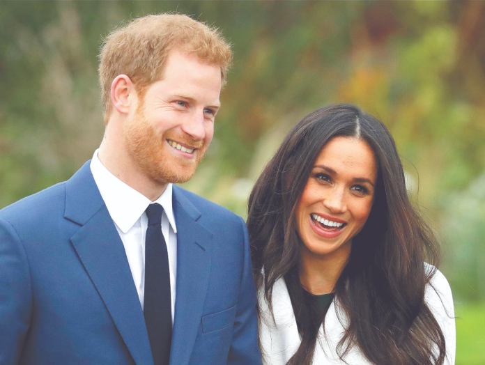 meghan markle prince harry fortune