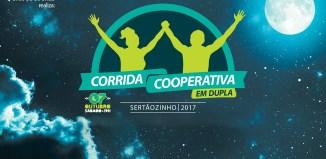 Corrida Cooperativa em Dupla Sicoob Cocred 2017 dupla - Revista Correr