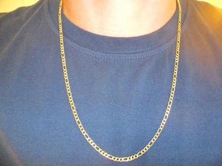 corrente de ouro masculina 1