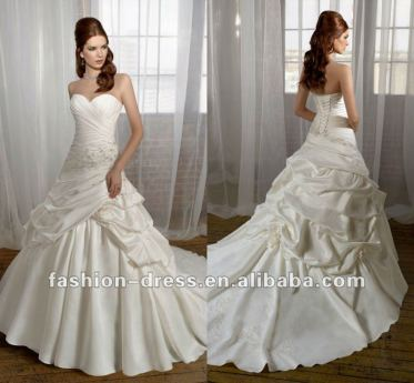 vestido de noiva fino 3