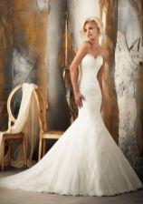 vestido de noiva sereia 2