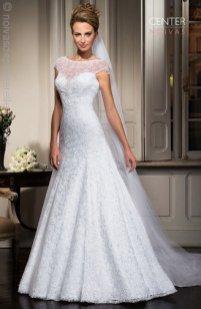 vestido de noiva sereia 5