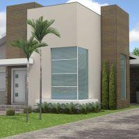 Fachadas modernas de casas, dicas e modelos
