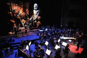 El Retablo de Maese Pedro. Foto Ricardo Bofill, cedida Teatro Real 3