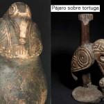 trigonolito-pajaro-sobre-tortuga-cultura-taina