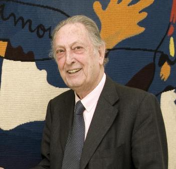 eduard-castellet-presidente-emerito-del-patronato-de-la-fundacio-joan-miro-31-3-09