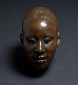 Máscara Oblufón.  IFE . 1