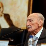 Homenaje a F. Ayala en su 103 cumpleaños. 16 de marzo de 2009