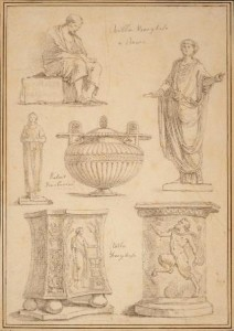 Dibujo, Artemisia