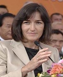 Ministra de Cultura