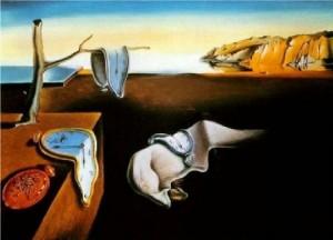Dalí, La persistencia de la memoria,TheMuseumOfModernArtNY